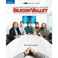 Silicon Valley:Complete Third Season (Blu-ray)