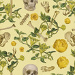 Removable Wallpaper - How Does Your Garden Grow?