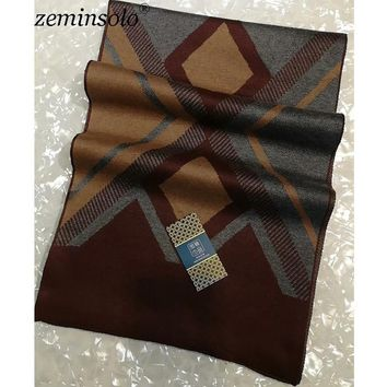 2018 Women Shawls Scarves Cashmere Scarf Men Scarves Wool Scarf Pashmina Winter Warm Wrap Male Plaid Bandana Foulard 165*30cm