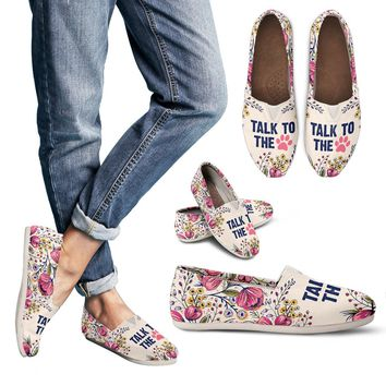 Talk To The Paw Casual Shoes