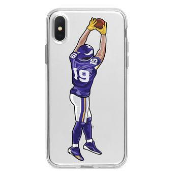 ADAM THIELEN VIKINGS CUSTOM IPHONE CASE