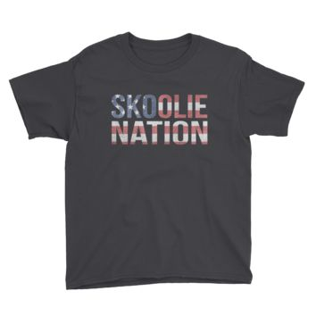 SKOOLIE NATION - Youth Tee