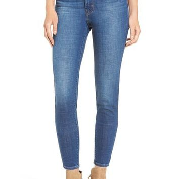 Levi's® 'Mile High' High Rise Skinny Jeans (Bright Haze) | Nordstrom