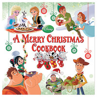 A Merry Christmas Cookbook | Disney Store
