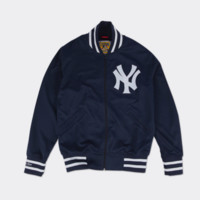 New York Yankees 1988 Authentic BP Jacket Mitchell & Ness