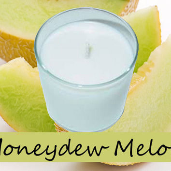 Honeydew Melon Scented Candle in Tumbler 13 oz