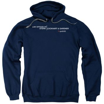 The Good Wife - Law Offices Adult Pull Over Hoodie