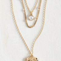 Critters Elephant Elegance Necklace by ModCloth