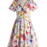 Paint a Picturesque Dress | Mod Retro Vintage Dresses | ModCloth.com