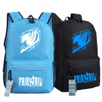 Fairy Tail logo Printing Backpack Canvas