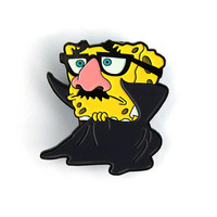 Spongebob Ugly & Proud Enamel Pin - Phantom - Soft Enamel Pin