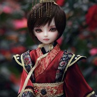 (AS Agency)BJD 1/6 Baby Yandi --ver.2 26cm Limited Edition Ball Jointed Doll_26cm doll_Angell Studio_DOLL_Ball Jointed Dolls (BJD) company-Legenddoll