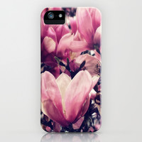 Magnolia Tree iPhone & iPod Case by DuckyB (Brandi)