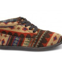 Kilim Youth Botas | TOMS.com
