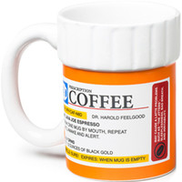 PRESCRIPTION PILL BOTTLE MUG