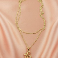 Snake Charmer Prelayer (2 in 1) Necklace