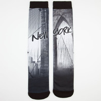 Magnum Socks New York Tube Socks Black Combo One Size For Men 24792214901