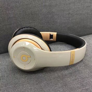 Beats Solo 3 Wireless Magic Sound Bluetooth Wireless Hands Headset MP3 Music Headphone with Microphone Line-in Socket TF Card Slot-7