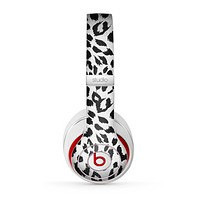 The Vector Leopard Animal Print Skin for the Beats by Dre Studio (2013+ Version) Headphones