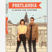 Urban Outfitters - Portlandia: A Guide For Visitors By Fred Armisen & Carrie Brownstein
