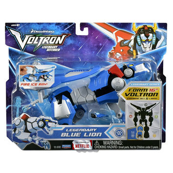 Voltron Legendary Defender (2017) Blue Lion 8 in. Action Figure