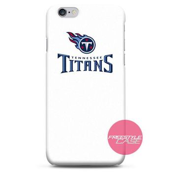 Tennessee Titans NFL Jersey iPhone Case 3, 4, 5, 6 Cover