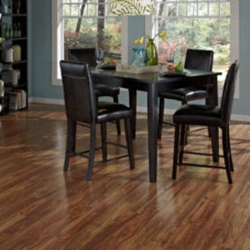 Dream Home - Nirvana PLUS - 10mm+pad Lake Toba Teak Laminate