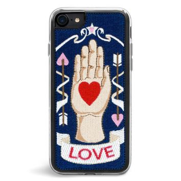 Amare Embroidered iPhone 7/8 Case