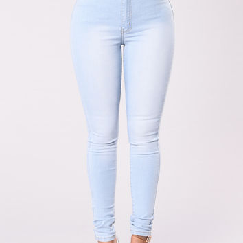 Badland Jeans - Light Wash