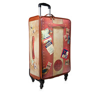 Disney TAG Vintage Rolling Luggage - 28'' | Disney Store