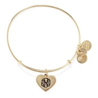 PATH OF LIFE Heart Charm Bangle