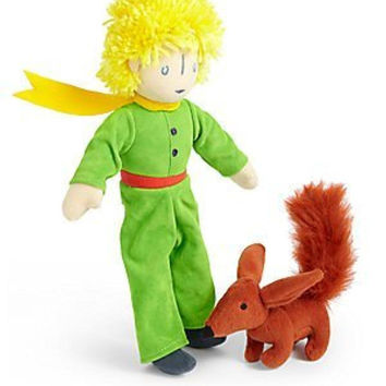 YOTTOY THE LITTLE PRINCE WITH FOX TOY