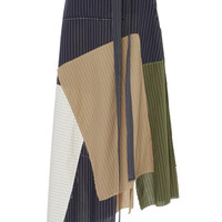 Patchwork Cotton Skirt | Moda Operandi