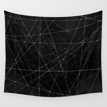 Constellations Wall Tapestry by Dood_L