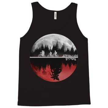 stranger things Tank Top