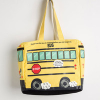 ModCloth Travel, Scholastic Play It School Tote