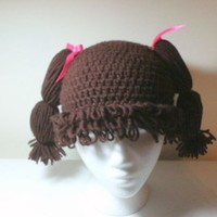 Baby Doll Inspired Wig/Hat