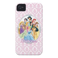 Disney Princesses 11 iPhone 4 Cases from Zazzle.com