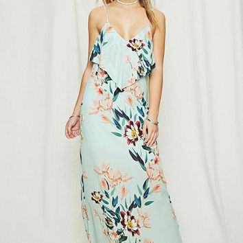 Pretty By Rory Floral Cami Dress