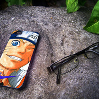 Anime Nike Naruto Case For iPhone 4/4S iPhone 5/5S/5C and Samsung Galaxy S3 S4 hard cover