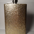 Party Girl Glitter Flask