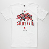 VOLCOM Bear Walk California Mens T-Shirt | Graphic Tees