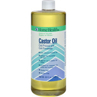 Home Health Castor Oil - 32 Fl Oz