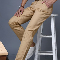 Lawson Straight Casual Pants
