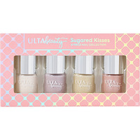 Online Only Sugared Kisses 4 Pc Nail Collection
