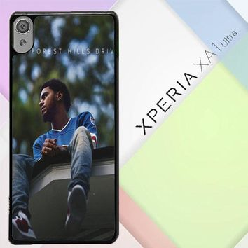 J Cole 2014 Forest Hills Drive  X4742 Sony Xperia XA1 Ultra Case