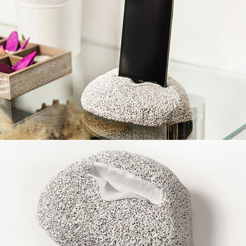 Stone Phone Stand iPhone Stand Smartphone Stand