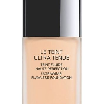 CHANEL LE TEINT ULTRA TENUE Ultrawear Flawless Foundation | Nordstrom