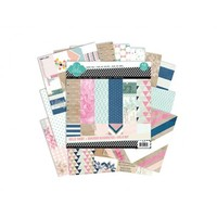 "Heidi Swapp Hello Today 12""x12"" Scrapbook Paper Pad HS01155"