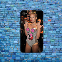 Nick Cage is Miley Cyrus iPhone Case Meme Parody iPhone Case Custom Phone Case iPhone 4 iPhone 5 iPhone 4s iPhone 5s iPhone 5c Cover
